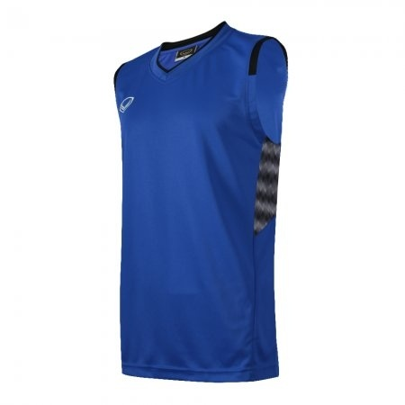 เสื้อบาสเกตบอลแกรนด์สปอร์ตชาย(สีน้ำเงิน)รหัส:013156