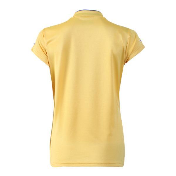 แกรนด์สปอร์ต เสื้อวอลเลย์บอลหญิงทีมชาติ 2019 รหัส:014281 (สีเหลือง)