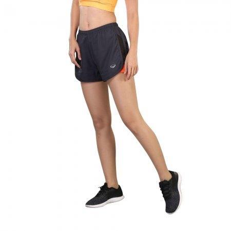 กางเกงขาสั้นมีซับใน(สีเทา) รหัส:028483