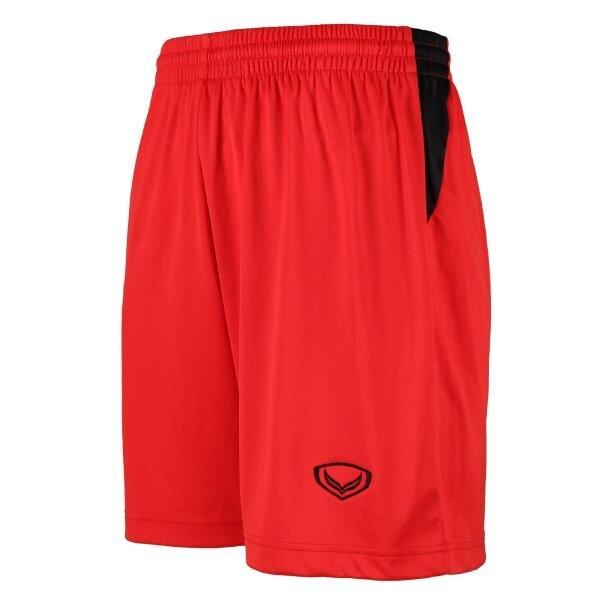 กางเกงฟุตบอลตัดต่อ   รหัส : 001554 (สีแดง)