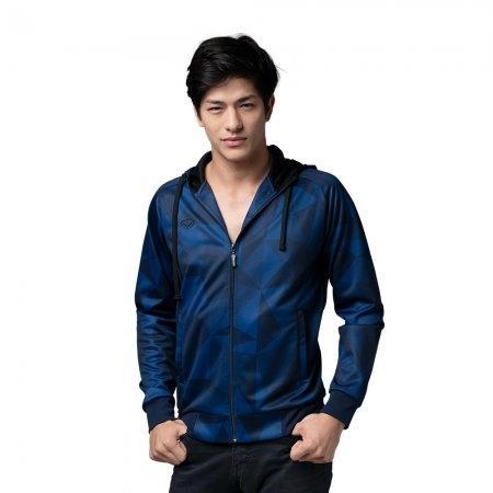 เสื้อวอร์มแกรนด์สปอร์ต (สีกรม) รหัส :016365