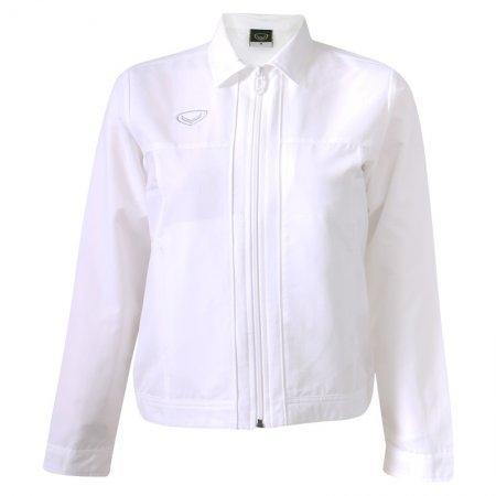 แกรนด์สปอร์ตเสื้อแจ็คเก็ต(หญิง)  รหัส: 020643 (สีขาว)