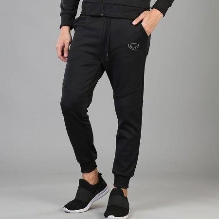 กางเกงขายาวลำลองแกรนด์สปอร์ต (สีดำ) รหัส : 024075