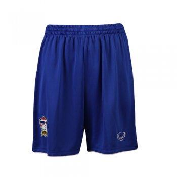 กางเกงฟุตบอลทีมชาติ2014(สีน้ำเงิน) รหัส:037228