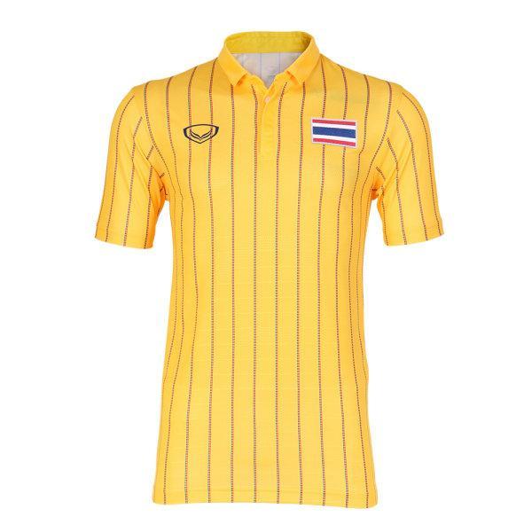 เสื้อฟุตบอล SEA GAMES 2019(สีเหลือง) รหัส :038312