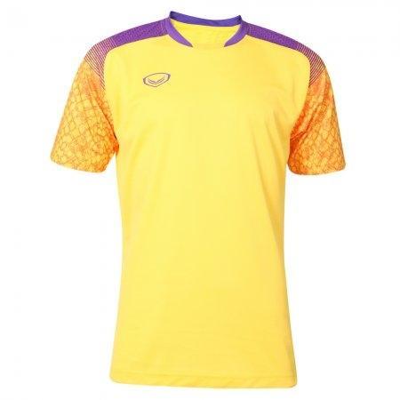 เสื้อฟุตบอลแกรนด์สปอร์ตรุ่นFELONY (สีเหลือง) รหัส: 038301