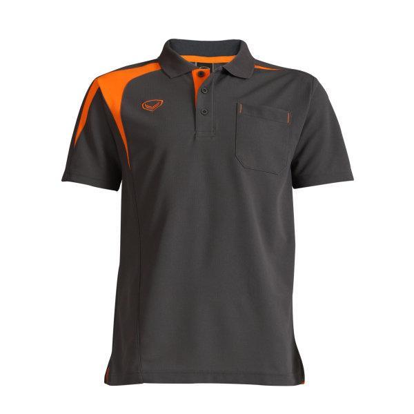 เสื้อโปโลชายแกรนด์สปอร์ต (สีเทา)รหัส: 012498