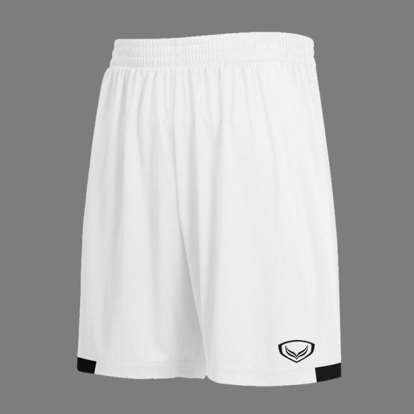 กางเกงกีฬาฟุตบอลตัดต่อ แกรนด์สปอร์ต รหัสสินค้า:001481  (สีขาว)