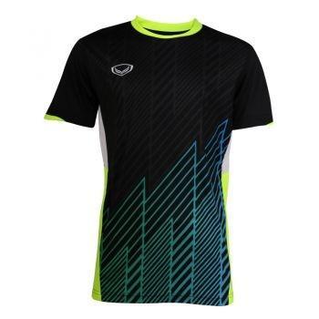 เสื้อประตูฟุตบอล แขนสั้น แกรนด์สปอร์ต รหัสสินค้า : 018094 (สีดำ)