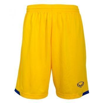 แกรนด์สปอร์ตกางเกงฟุตบอล (สีเหลืองน้ำเงิน) รหัสสินค้า : 037273