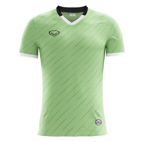 เสื้อกีฬาฟุตบอล แกรนด์สปอร์ต รหัส :011480 (สีเขียว)