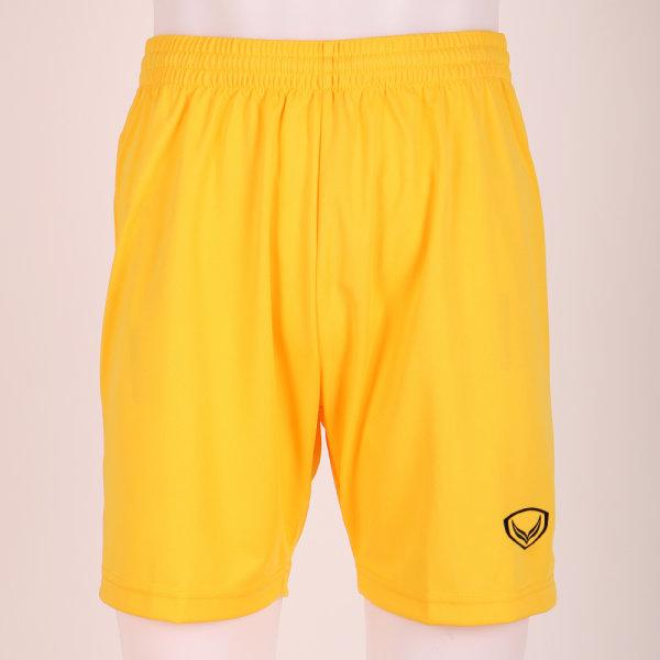 กางเกงฟุตบอลแกรนด์สปอร์ต รหัส : 037217 (สีเหลือง)