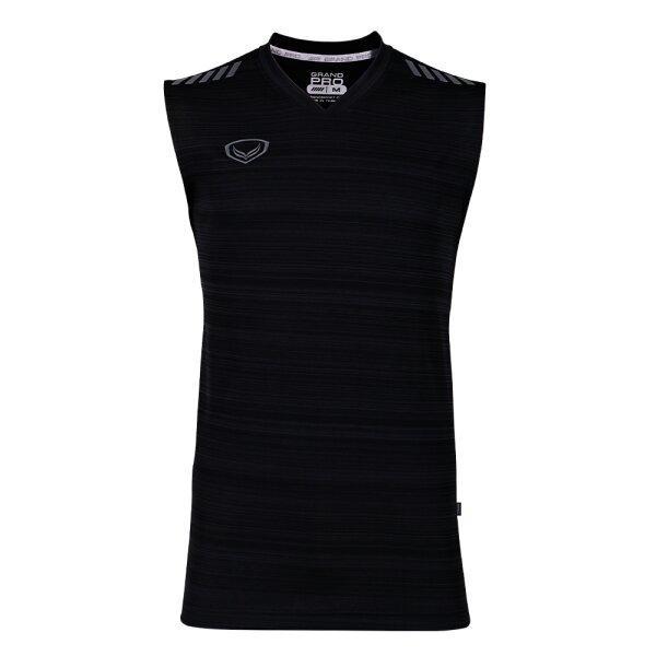 เสื้อกีฬา Grand pro รหัส :038326 (สีดำ)