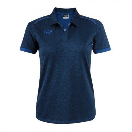 เสื้อโปโลหญิงแกรนด์สปอร์ต (สีน้ำเงิน)รหัสสินค้า : 012764