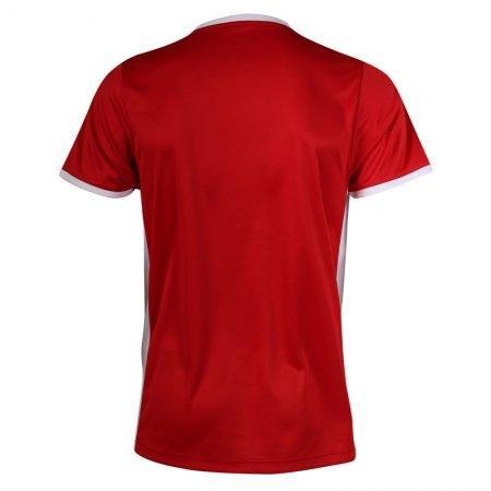 เสื้อกีฬาฟุตบอลพิมพ์ลาย รหัส: 038275 (สีแดง)