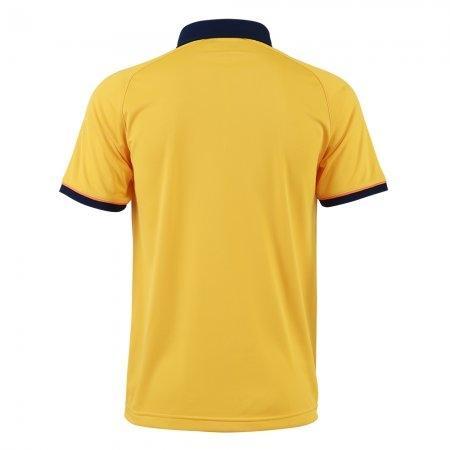เสื้อโปโลคอปกทีมท่าเรือ 2019 รหัสสินค้า : 040500 (สีเหลือง)