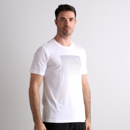 XOLO STACKING LETTERS T-SHIRT  /   Code:040008  (White)
