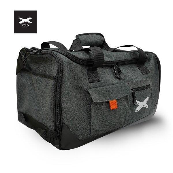 XOLO DUFFLE BAG CODE : 041028 (Grey)