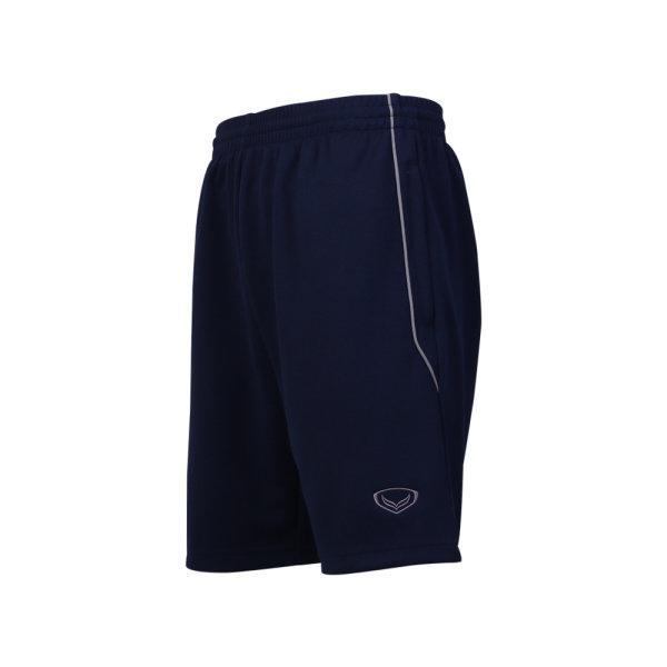 กางเกงขาสั้นแกรนด์สปอร์ต รหัสสินค้า:002211  (สีกรม) *ไม่ใช่ผ้าร่ม