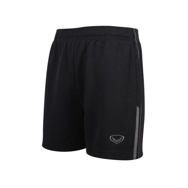 กางเกงขาสั้นแกรนด์สปอร์ต (สีดำ)รหัสสินค้า:002187