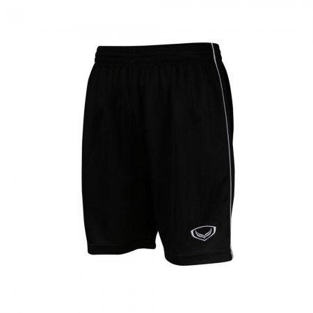 กางเกงขาสั้น กีฬาฟุตบอล รหัส: 037282 (ดำ-ขาว)