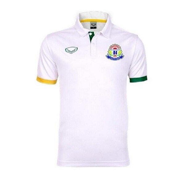 เสื้อโปโลเทพศิรินทร์ 2020 รหัส : 022025 (สีขาว)