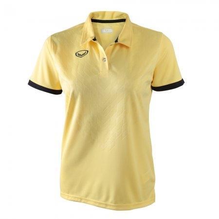 เสื้อโปโลหญิงแกรนด์สปอร์ต (สีเหลือง)รหัสสินค้า : 012761