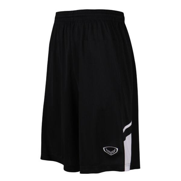 กางเกงบาสเกตบอลตัดต่อ รหัส : 003162 (สีดำ)
