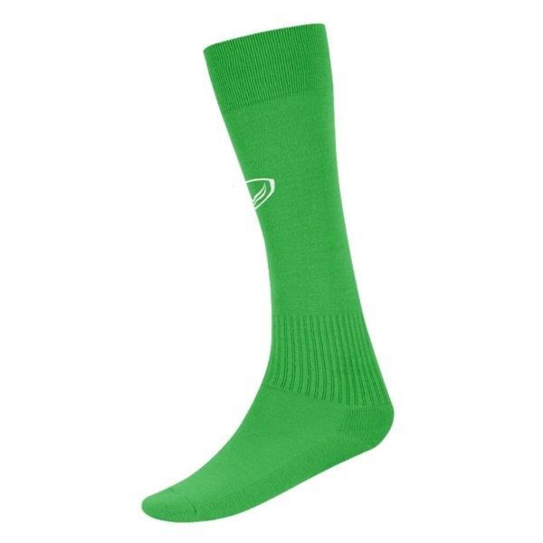 แกรนด์สปอร์ต ถุงเท้ากีฬาฟุตบอลทอลาย(สีเขียว) รหัส: 025006