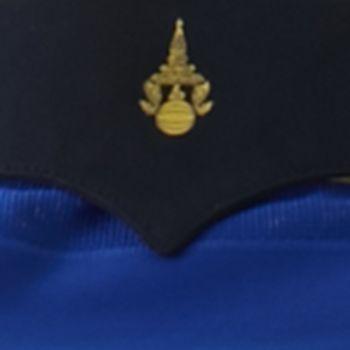แกรนด์สปอร์ตเสื้อฟุตบอลทีมชาติไทย 2016 สีน้ำเงิน