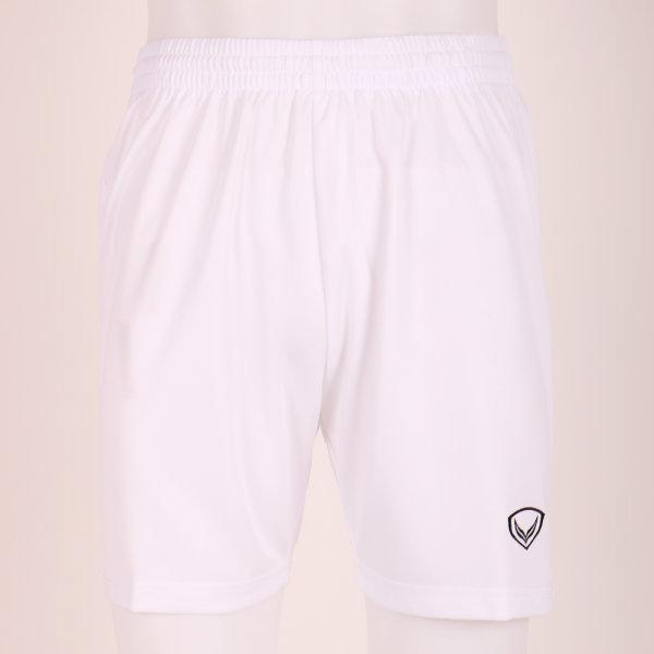 กางเกงฟุตบอลแกรนด์สปอร์ต รหัส : 037217 (สีขาว)