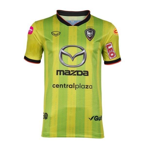 เสื้อฟุตบอลSWATCAT 2020 รหัส :038944 (สีเขียว)