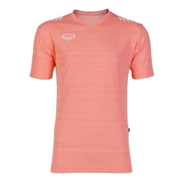 เสื้อกีฬา Grand pro รหัส : 038325 (สีส้ม)