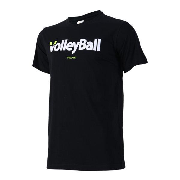 เสื้อคอกลมแกรนด์สปอร์ต รหัส: 023176 (สีดำ)