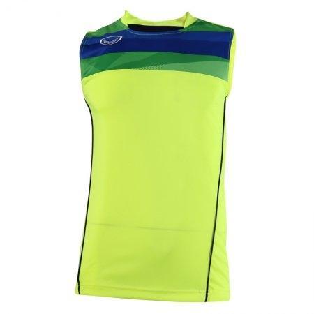 เสื้อฟุตบอลแกรนด์สปอร์ต (สีเขียว) รหัส:011529