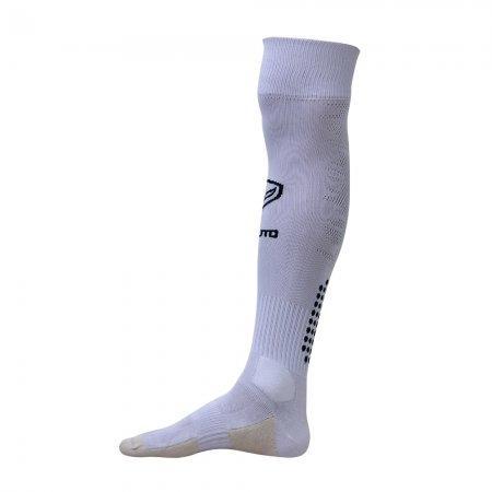 แกรนด์สปอร์ต ถุงเท้าฟุตบอลเมืองทอง (สีขาว) 2019 รหัส:041019