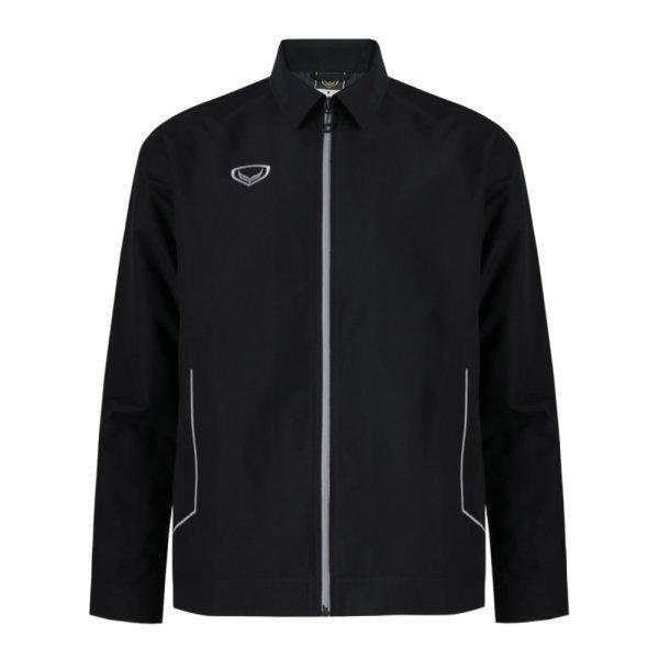 เสื้อแจ็คเก็ตชาย แกรนด์สปอร์ต รหัส : 020653 (สีดำ)