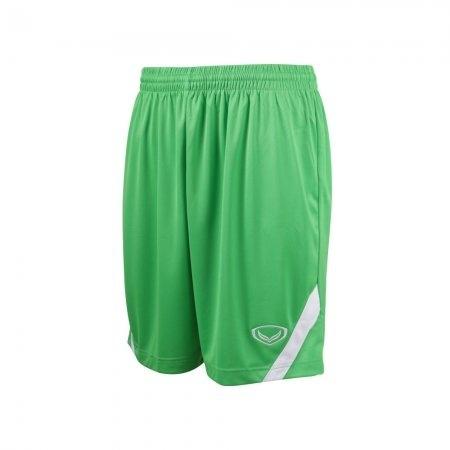 กางเกงฟุตบอลตัดต่อ แกรนด์สปอร์ต (สีเขียว) รหัส : 001531