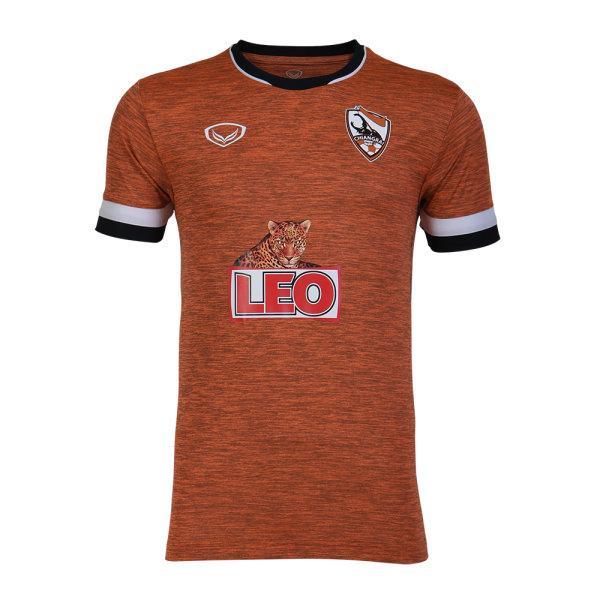 เสื้อฟุตบอลเชียงราย ยูไนเต็ด(ACL 2020) รหัส : 038941 (สีส้ม)