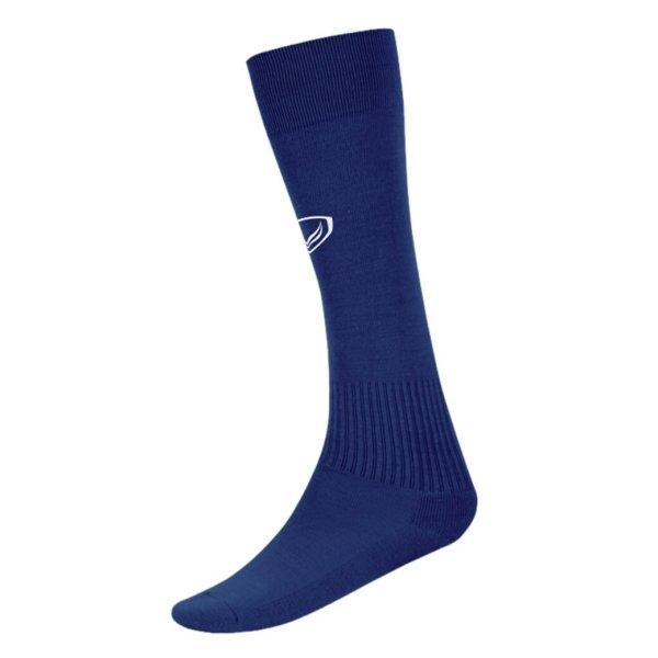 แกรนด์สปอร์ต ถุงเท้ากีฬาฟุตบอลทอลาย(สีกรม) รหัส: 025006