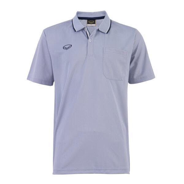 เสื้อโปโลชายแกรนด์สปอร์ต รหัส :012569 (สีเทา)
