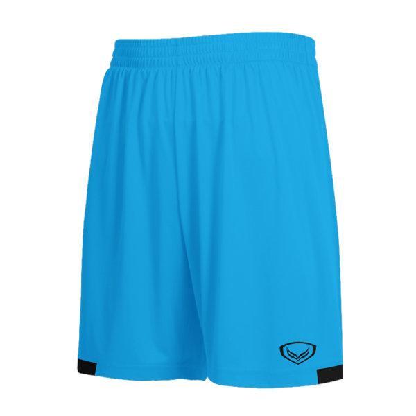 กางเกงกีฬาฟุตบอลตัดต่อ แกรนด์สปอร์ต รหัส:001481  (สีฟ้า)