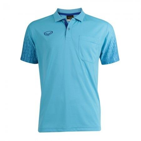 เสื้อโปโลชายแกรนด์สปอร์ต(สีฟ้า) รหัส : 012563