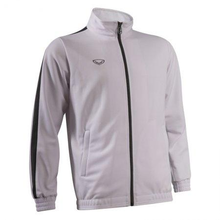 เสื้อวอร์มแกรนด์สปอร์ต (สีขาวเทา) รหัส:016355