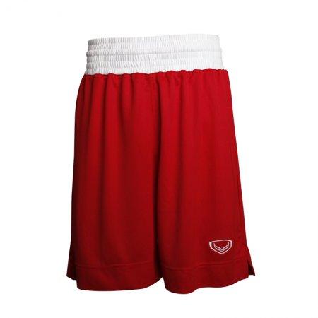กางเกงมวยสากล(สีแดง) รหัส :009040
