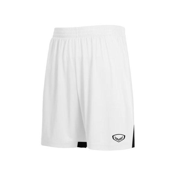 กางเกงกีฬาฟุตบอล แกรนด์สปอร์ต รหัส : 001542 (สีขาว)