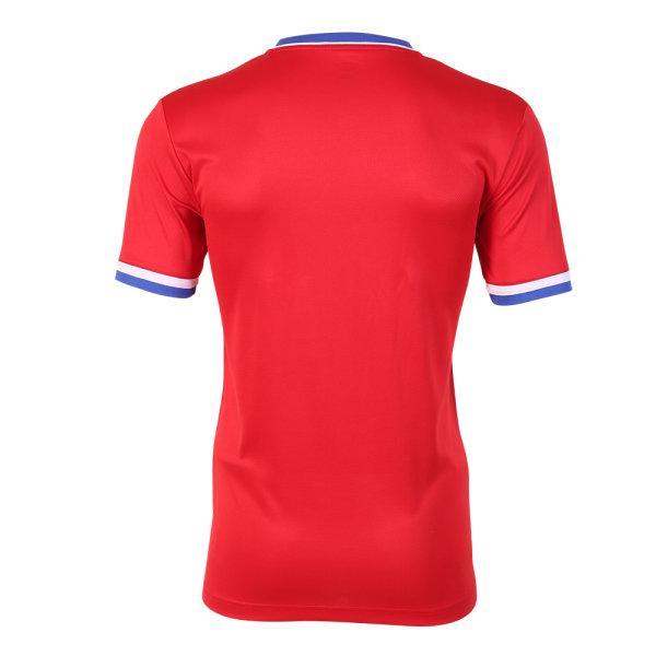 เสื้อฟุตบอลทีมชาติลาว รหัส : 038313 (สีแดง)