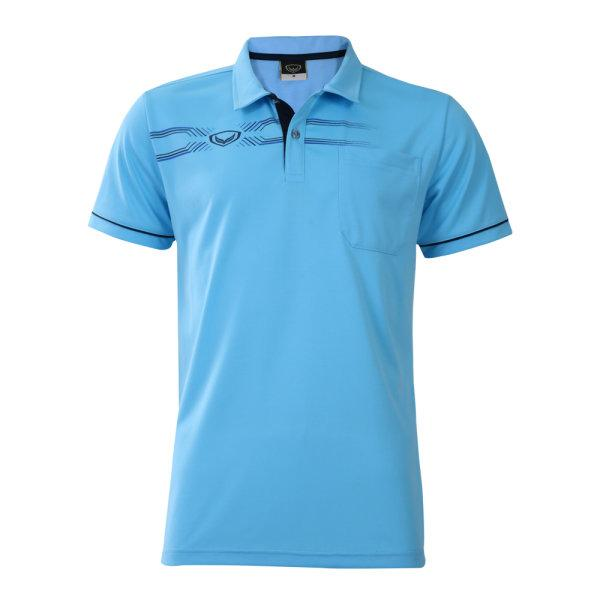 เสื้อโปโลชายแกรนด์สปอร์ต (สีฟ้า)รหัสสินค้า : 012574