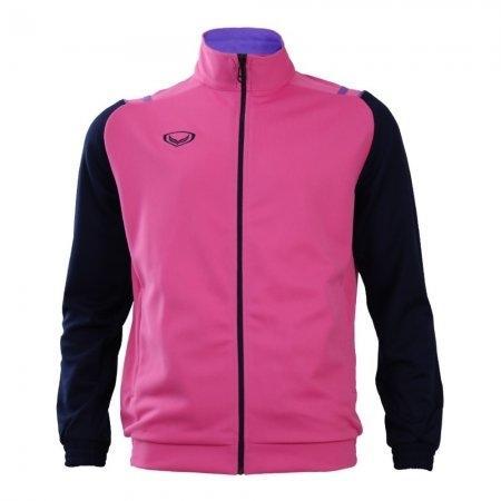 เสื้อวอร์มแกรนด์สปอร์ต (สีชมพูกรม) รหัสสินค้า : 016364