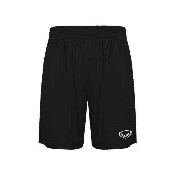 กางเกงกีฬาฟุตบอล แกรนด์สปอร์ต รหัส : 001542 (สีดำ)
